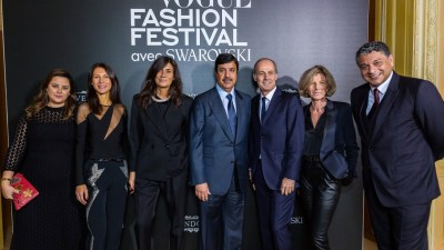 DINER DE LANCEMENT DU VOGUE FASHION FESTIVAL 2017