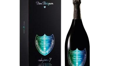 Dom Pérignon dévoile son édition série limitée de fin d'année