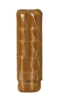Etui Cigares D15_Marron Gold