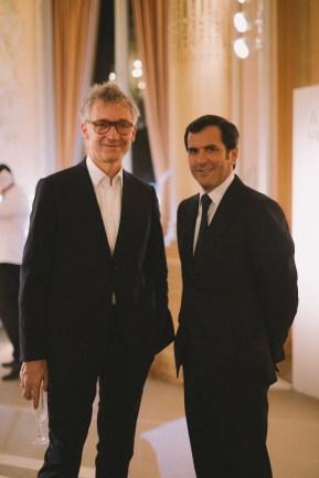 Geoffroy de la Bourdonnaye + Nicolas Houzé