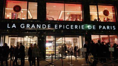 La Grande Épicerie Rive Droite a ouvert ses portes