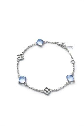 bracelet-argent-et-aqua-miroir-laurent-parrault