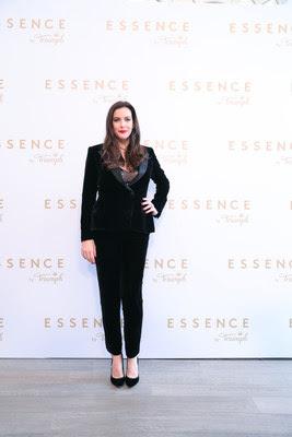L'événement pour le lancement d'« Essence E by Triumph » 2017 dévoile des collections sophistiquées et distinguées, mises en vedette par son ambassadrice Liv Tyler