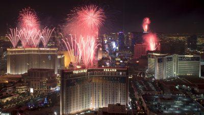 Las Vegas : bons plans givrés et scintillants pour les fêtes de fin d'année