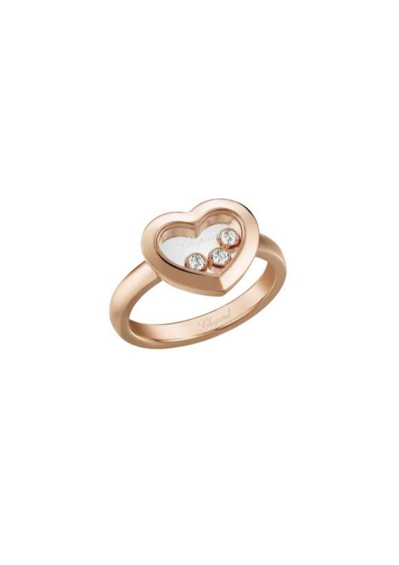 Happy Diamonds Ring 82A611-5000