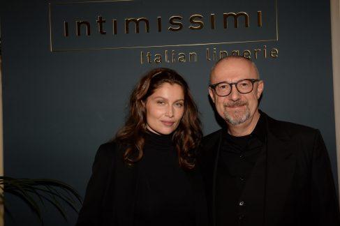 Leatitia Casta et Sandro Veronesi (1)