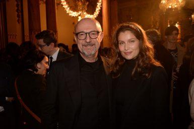 Leatitia Casta et Sandro Veronesi (5)
