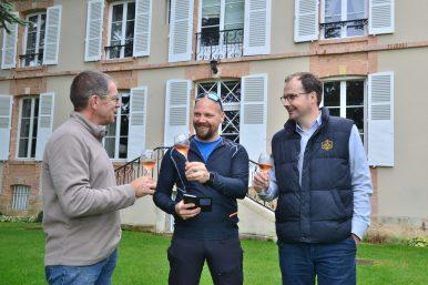 Vendanges Veuve Clicquot - photo Michel Jolyot (234)