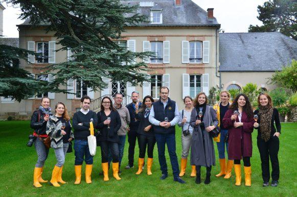 Vendanges Veuve Clicquot - photo Michel Jolyot (252)