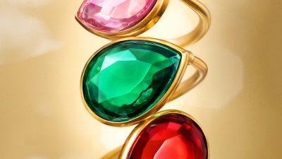 Découvrez les nouvelles collections bijoux de la Maison Baccarat