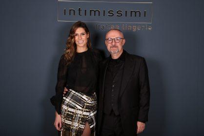 laury thilleman et sandro veronesi CEO calzedonia (1)