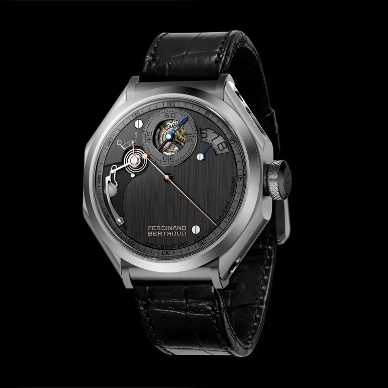 Chronomätre Ferdinand Berthoud FB 1R.6-1 - 1 - Black