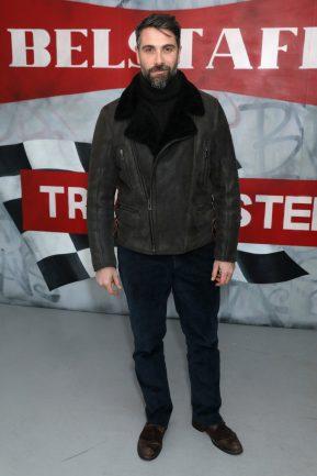 LONDON, ENGLAND - JANUARY 08: Luca Calvani attends the Belstaff AW18 Mens & Womens Presentation during London Fashion Week Men's January 2018 on January 8, 2018 in London, England. (Photo by Darren Gerrish/WireImage) *** Local Caption *** Luca Calvani