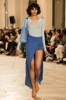 Look 41 (skirt) JACQUEMUS FW18 A