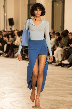 Look 41 (skirt) JACQUEMUS FW18 B