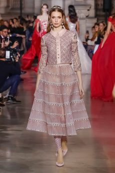 George Hobeika Couture Spring Summer 2018 Collection Paris Fashion Week