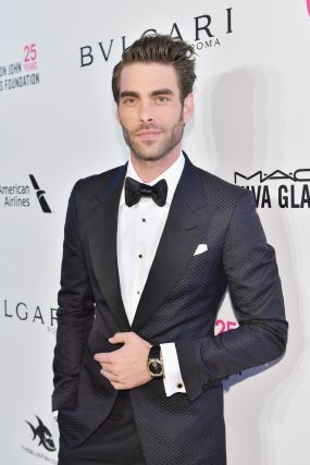 WEST HOLLYWOOD, CA - MARCH 04:Jon Kortajarena attends the 26th annual Elton John AIDS Foundation Academy Awards Viewing Party sponsored by Bulgari, celebrating EJAF and the 90th Academy Awards at The City of West Hollywood Park on March 4, 2018 in West Hollywood, California. (Photo by Stefanie Keenan/Getty Images for Bulgari)