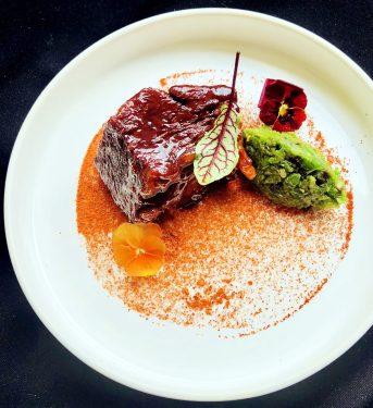 东坡牛肉 Dongpo Braised Beef (1)