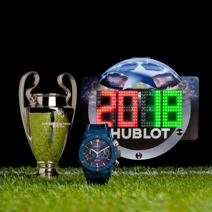 Classic Fusion Chronograph UEFA Champions League (6)