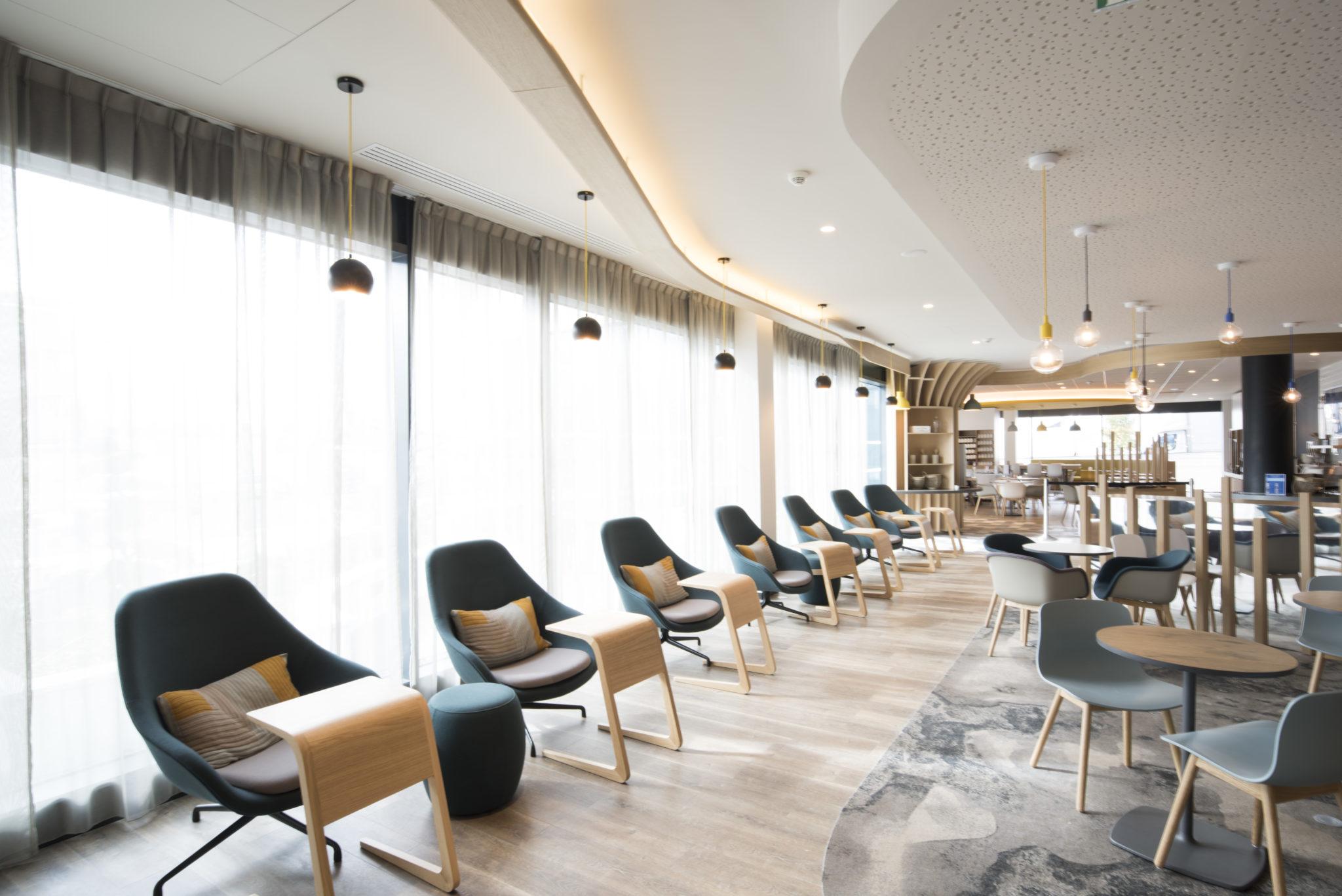 Holiday Inn Express Paris CDG Airport (14)