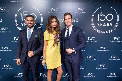 IWC 150 Years_Elias El-idnari_Josette Awwad_Christoph Grainger-Herr