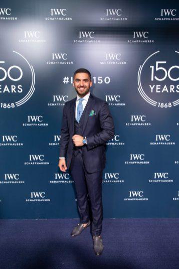 IWC 150 Years_Elias El-indari