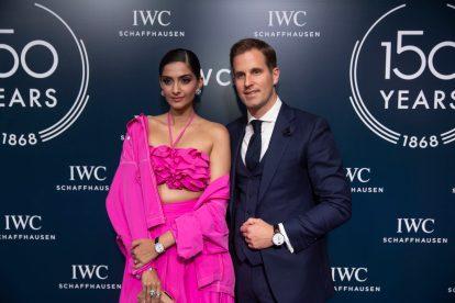 IWC 150 Years_Sonam Kapoor_Christoph Grainger-Herr 1