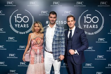 IWC 150 Years_Tutus Kurniatisari_Patrick Dannacher