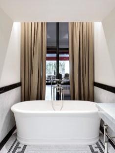 Salle de bain Suite Prestige ©Hervé Goluza