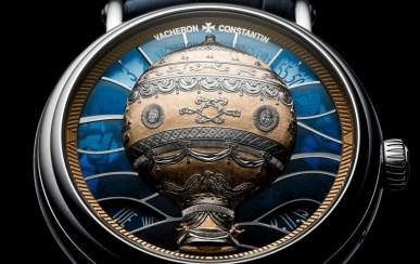 Vacheron-Constantin-Métiers-d'Art-Les-Aérostiers-watch-dial