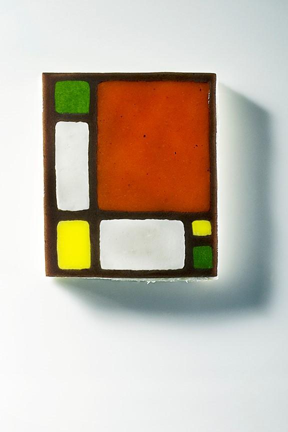 Bandada de bacalao Mondrian_C.Ruscalleda