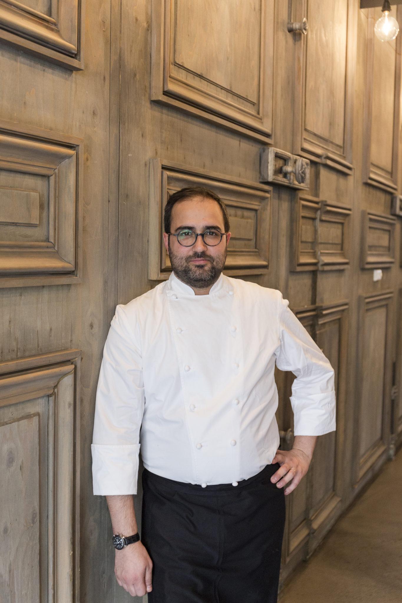 Chef Nicola Pisu (1)