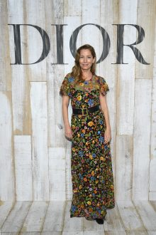 CHANTILLY, FRANCE - MAY 25: Lucie de la Falaise poses at a photocall during Christian Dior Couture S/S19 Cruise Collection on May 25, 2018 in Chantilly, France. (Photo by Pascal Le Segretain/Getty Images For Christian Dior) *** Local Caption *** Lucie de la Falaise