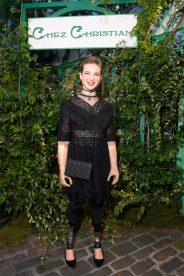 PARIS, FRANCE - MAY 24: Beatrice Vio attends the Welcome Dinner of the Christian Dior Couture S/S 2019 Cruise Collection on May 24, 2018 in Paris, France. (Photo by Victor Boyko/Getty Images For Christian Dior)