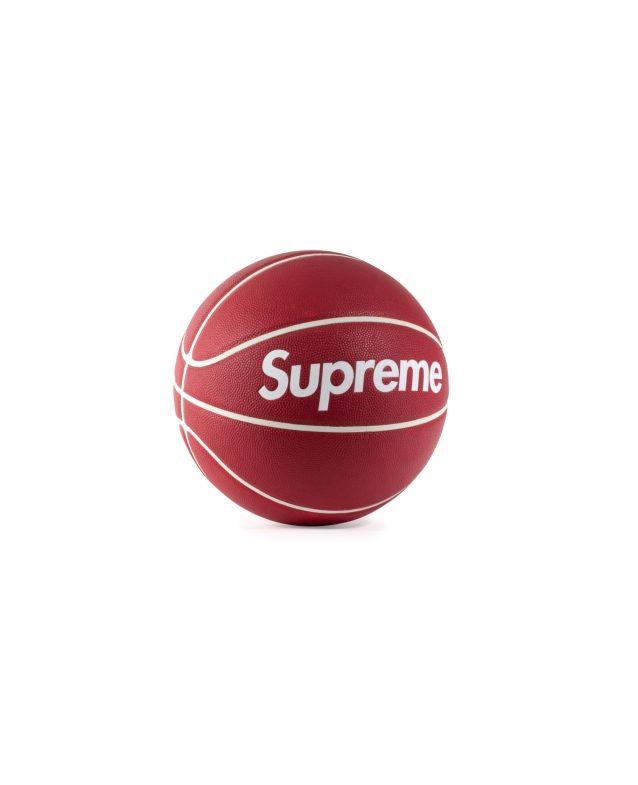 Spalding x Supreme, Ballon de basket, 2007©Artcurial