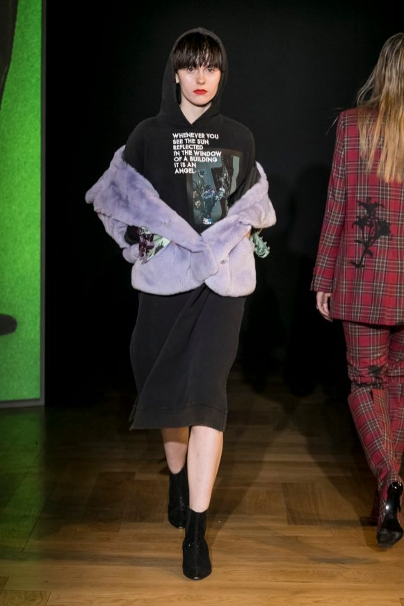 EACH x OTHER Ready To Wear Fall Winter 2018 Collection Paris Fashion Week