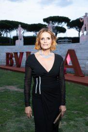 Isabella FERRARI.. Bulgari Brand Event High Jewerly. Wild Pop. Rome . Italy 06/2018 © david atlan