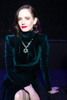 Eva GREEN.. Bulgari Brand Event High Jewerly. Wild Pop. Rome . Italy 06/2018 © david atlan