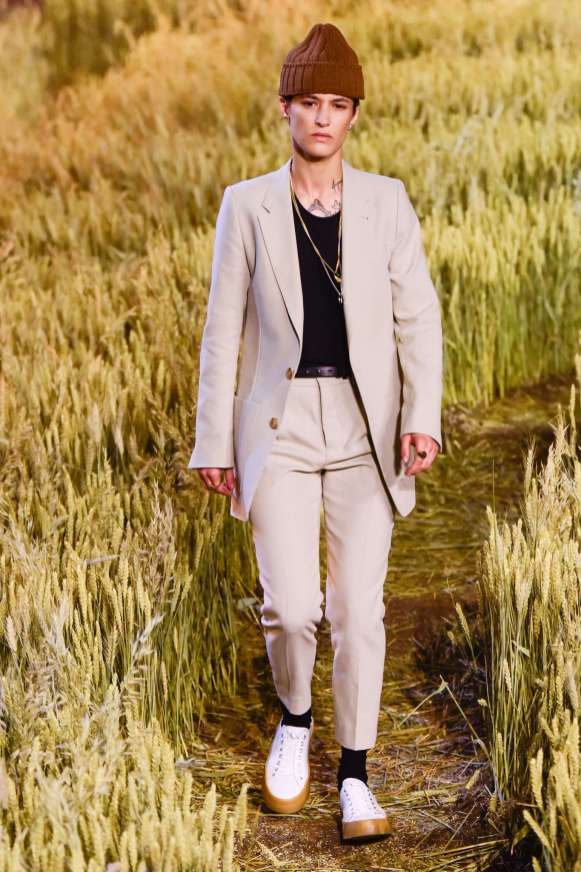 Ami Alexandre Matussi : nouveaux costume de la campagne?