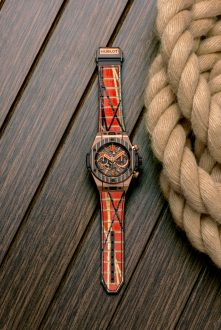 Big Bang Unico Teak Italia Independent (3)