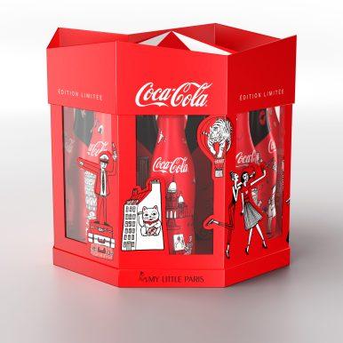Coffret 10 quartiers Coca-Cola 2