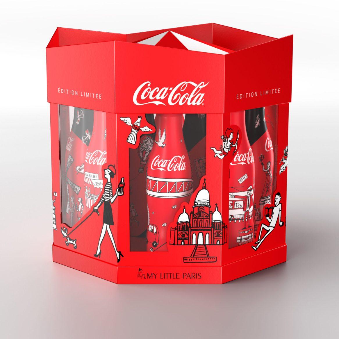 Coffret 10 quartiers Coca-Cola 4
