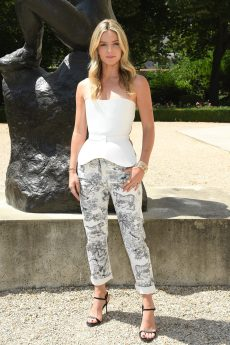 PARIS, FRANCE - JULY 02: Annabelle Wallis attends the Christian Dior Haute Couture Fall Winter 2018/2019 show as part of Paris Fashion Week on July 2, 2018 in Paris, France. (Photo by Pascal Le Segretain/Getty Images for Christian Dior Couture) *** Local Caption *** Annabelle Wallis