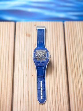 Spirit of Big Bang Blue 42mm (4)