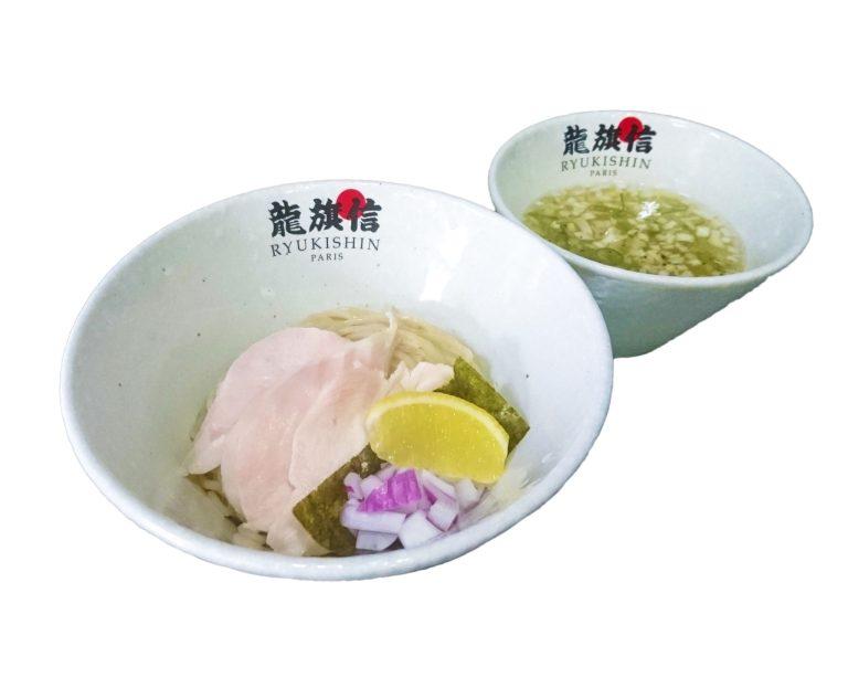 Tsukemen Sakai (bouillon chintan)