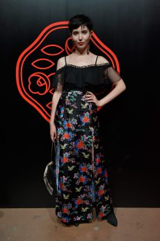 TOKYO, JAPAN - AUGUST 01: Samantha Mariko attends the Shiseido Makeup Tokyo Launch Event on August 1, 2018 in Tokyo, Japan. (Photo by Keith Tsuji/Getty Images for SHISEIDO) *** Local Caption *** Samantha Mariko