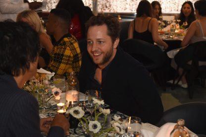NEW YORK, NY - SEPTEMBER 12: Derek Blasberg attends the Michael Kors x 10 Corso Como Dinner at 10 Corso Como on September 12, 2018 in New York City. (Photo by Larry Busacca/Getty Images for Michael Kors)