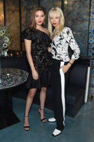 NEW YORK, NY - SEPTEMBER 12: Grace Elizabeth and Soo Joo Park attend the Michael Kors x 10 Corso Como Dinner at 10 Corso Como on September 12, 2018 in New York City. (Photo by Larry Busacca/Getty Images for Michael Kors)