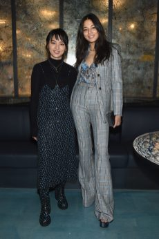 NEW YORK, NY - SEPTEMBER 12: Bibi Zhou and Jessica Gomes attend the Michael Kors x 10 Corso Como Dinner at 10 Corso Como on September 12, 2018 in New York City. (Photo by Larry Busacca/Getty Images for Michael Kors)