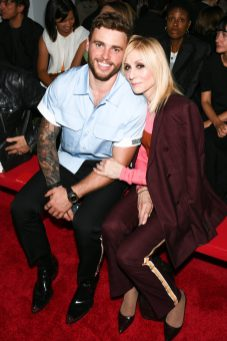 Gus Kenworthy, Judith Light